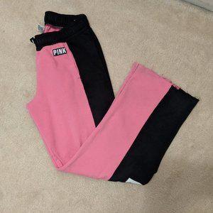 *2/15$* VS Pink Sweatpants - XS (oversized)